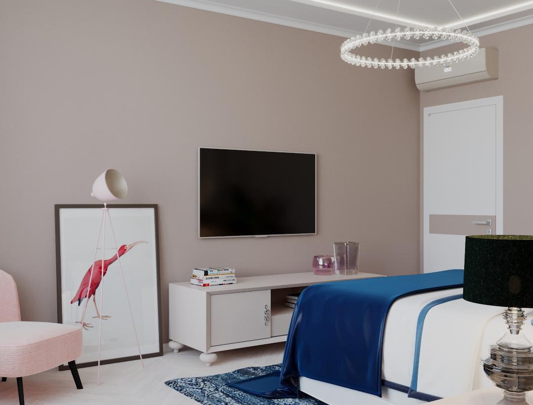 заказать дизайн интерьера квартиры под ключ