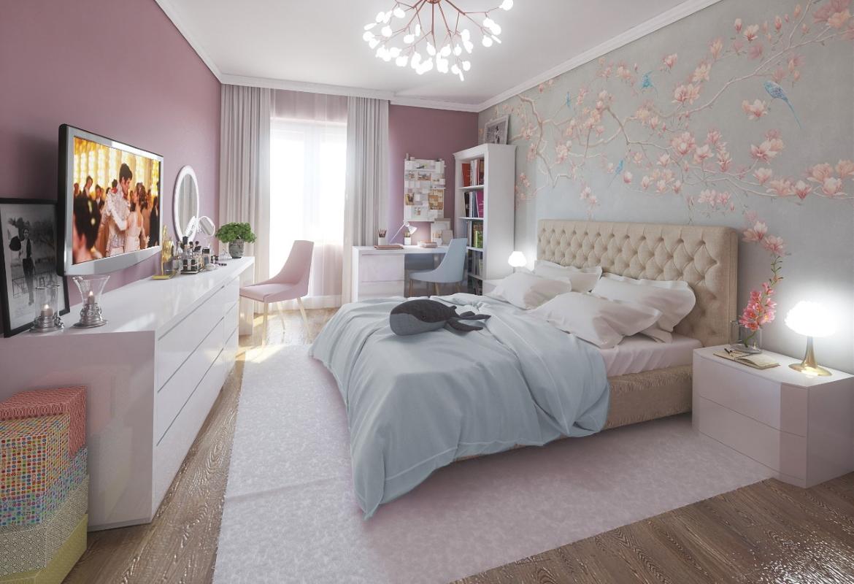 дизайн 4х комнатной квартиры заказать