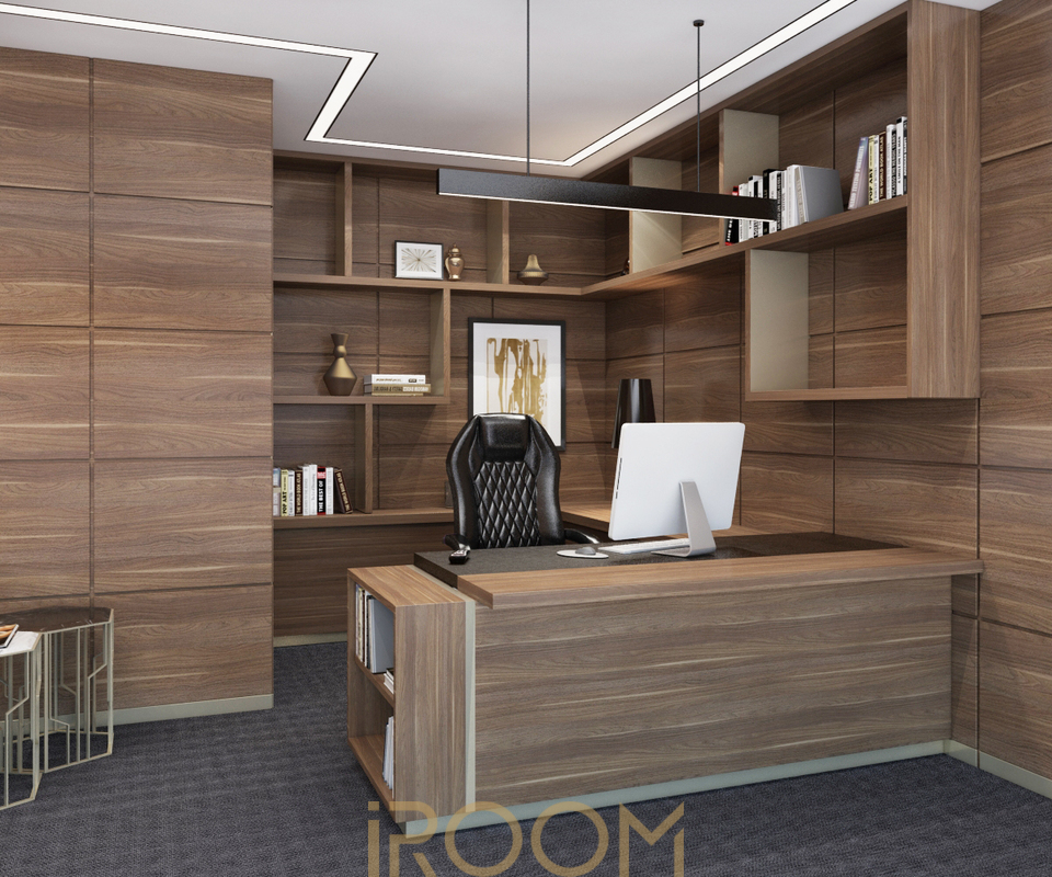 dizajn ofisa kabinet direktora (2)