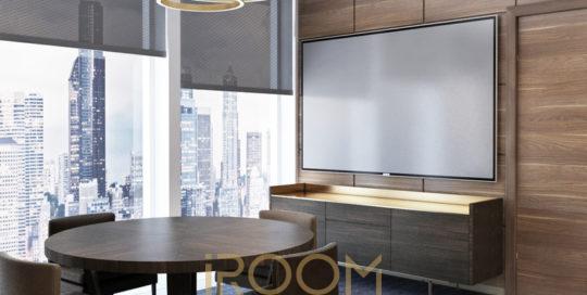 dizajn ofisa kabinet direktora 4 540x272 - Дизайн помещения стоимость Design