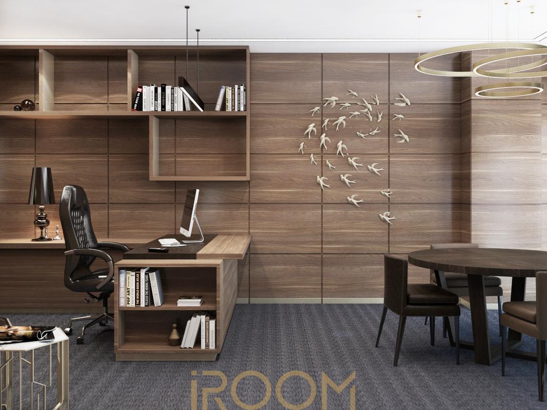 dizajn ofisa kabinet direktora (6)