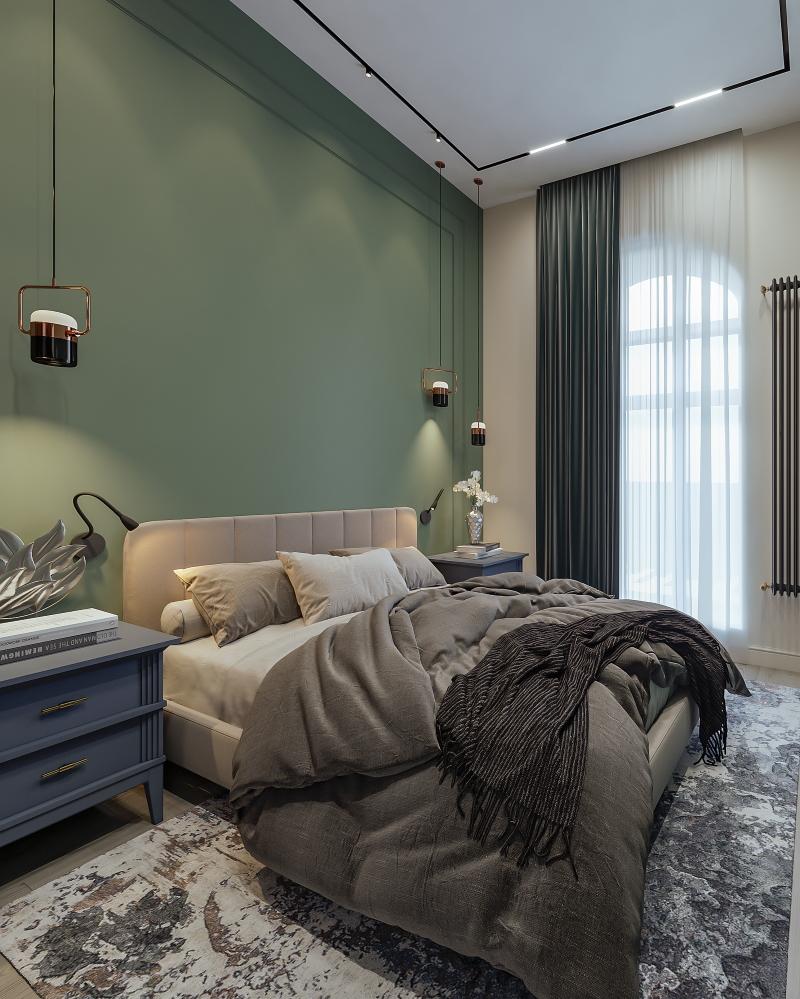 заказать дизайн проект квартиры в москве