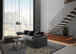 interior design zhk grafskie prudy 300x214 - КП Покровский 340 м²