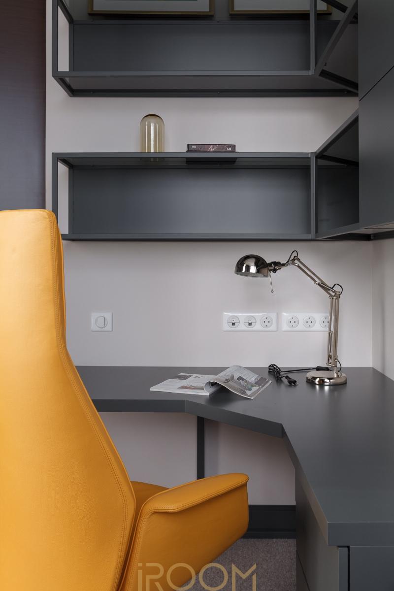 malen'kij kabinet dizajn