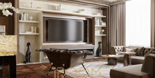 ceny na dizajn proekt interera kvartira na ul Sovetskoj armii 2 540x272 - Дизайн помещения стоимость Design