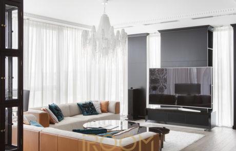 dizajn proekt interera kvartiry ZhK Legendy cvetnogo gostinaya 2 460x295 - Дизайн квартир, коттеджей и офисных помещений