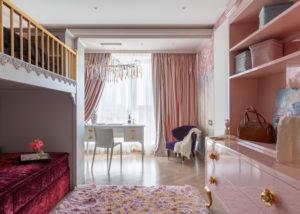 zhk lajner detskaya docheri 300x214 - Дизайн 1 помещения стоимость One Room