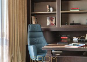 zhk lajner kabinet 300x214 - Дизайн 1 помещения стоимость One Room