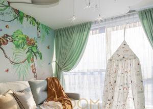 zhk lajner spalnaya malysha 2 300x214 - Спальная комната для подростка в современном стиле