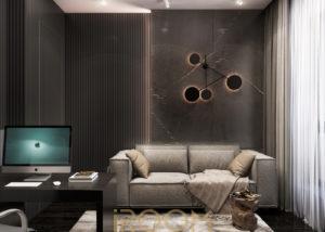 kabinet egodom 300x214 - Дизайн 1 помещения стоимость One Room