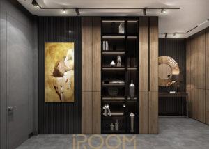 koridor vizualizaciya EgoDom 300x214 - Дизайн 1 помещения стоимость One Room