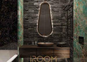 vannaya vizualizaciya EgoDom2 300x214 - Маленькая ванная комната в студии