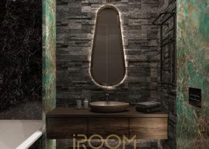 vannaya vizualizaciya EgoDom2 300x214 - Гостевая ванная комната ЖК Лайнер